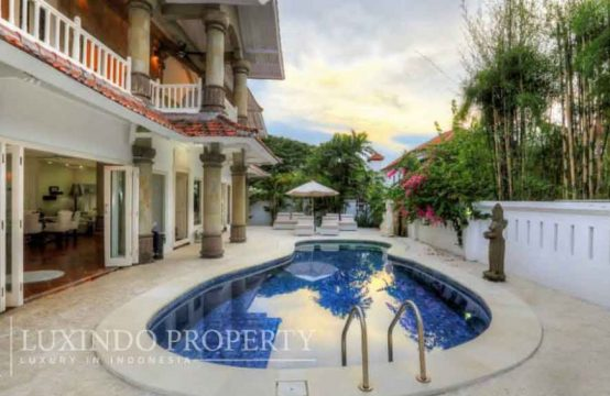 UNGASAN – COLONIAL LUXURY 5 BEDROOM VILLA IN UNGASAN HILL, BALANGAN (FHV082)
