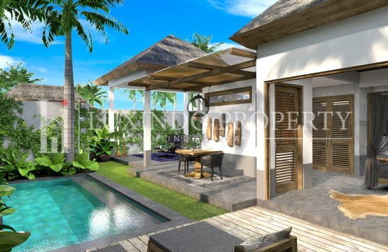 GILI TRAWANGAN – BRAND NEW MODERN 1 BEDROOM VILLA IN GILI TRAWANGAN RESORT (FHV091)
