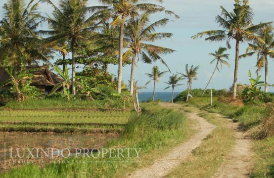 TABANAN – ABSOLUTE CLIFF & BEACH LAND IN BERABAN(FHL031)