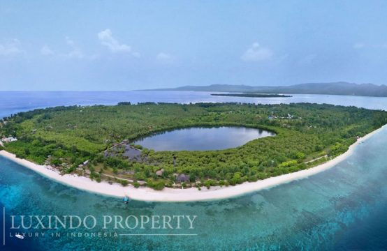 GILI MENO – BEACHFRONT PLOT FOR SALE IN GILI MENO (FHL004)