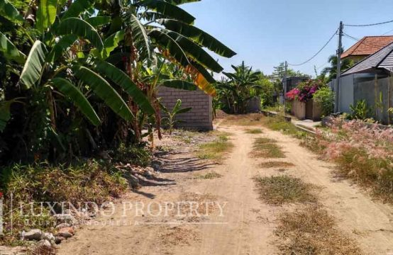SANUR – LAND FOR LEASEHOLD CLOSED TO BYPASS SANUR