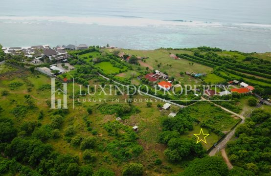 SAWANGAN – OCEAN VIEW LAND IN THE ELITE AREA OF SAWANGAN NUSA DUA (FHL086)