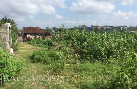 KABA KABA – BEAUTIFUL PLOT LOCATED IN COUNTRY SIDE WITH AMAZING RICE FIELD VIEW (FHL024)