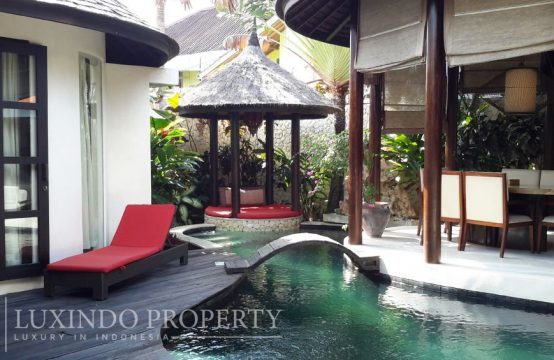KEROBOKAN – BEAUTIFUL SIMPLY 2 BEDROOM VILLA IN KEROBOKAN (RV042)
