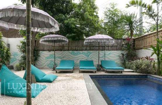 ECHO BEACH – BALI ECO RESORT FOR SALE IN CANGGU