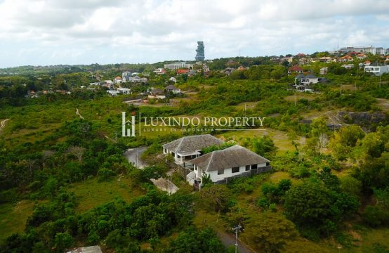 UNGASAN – BEAUTIFUL OCEAN VIEW LAND WITH POSSIBILITY SMALL PLOT (FHL029)