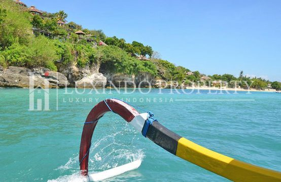 NUSA LEMBONGAN – FOR SALE BEACHFRONT FREEHOLD LAND AT TAMARIN BEACH IN NUSA LEMBONGAN (FHL053)