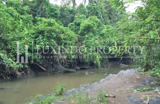 NYANYI – FREEHOLD LAND WITH GREENBELT AND RIVER VIEW IN NYANYI (FHL046)