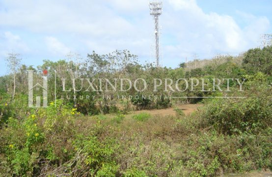 PECATU – 934 M2 FREEHOLD CLOSE TO THE BEACH (FHL026)
