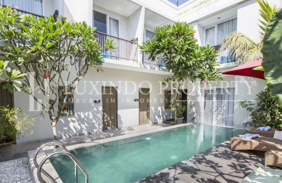 OBEROI – BOUTIQUE FREEHOLD HOTEL FOR SALE IN THE CENTER OF SEMINYAK (RST008)