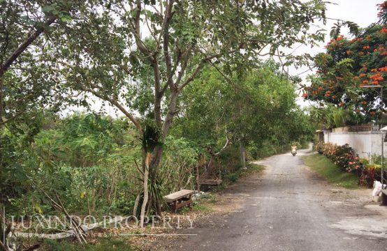 BUKIT – 525 M2 LAND WITH 2 SIDES OCEAN VIEW (FHL019)