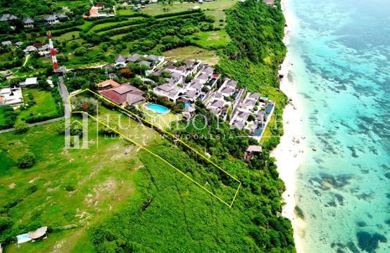 NUSA DUA – FREEHOLD CLIFF FRONT LAND IN SAWANGAN FOR SALE (FHL058)