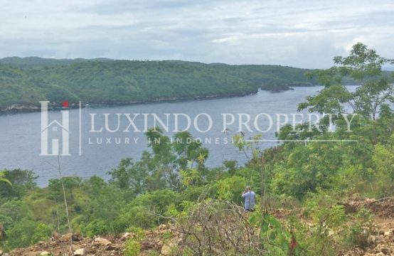 NUSA CENINGAN – BEAUTIFUL CLIFF FRONT LAND IN CENINGAN – NUSA LEMBONGAN (FHL054)