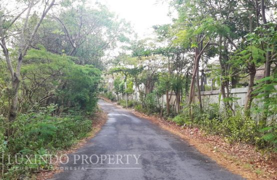 NUSA DUA – LARGE INVESTMENT AND COMMERCIAL LAND FOR SALE IN KAMPIAL NUSA DUA (FHL072)