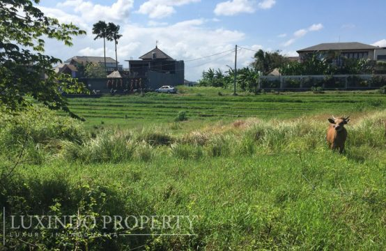 ECHO BEACH – PRIME FREEHOLD LAND FOR SALE IN CANGGU NEAR BEACH (FHL023)