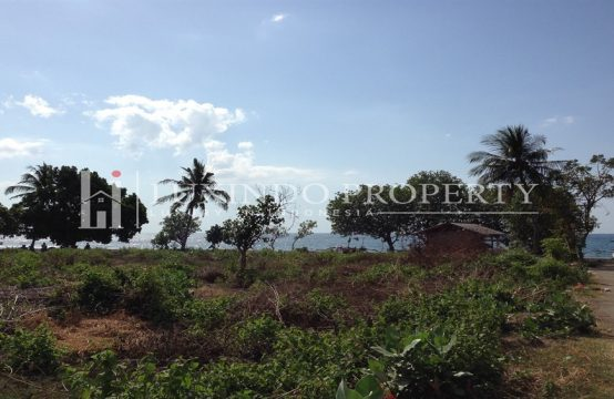 SINGARAJA – GREAT BEACH SIDE FREEHOLD LAND IN GEROGAK IN SINGARAJA (FHL089)