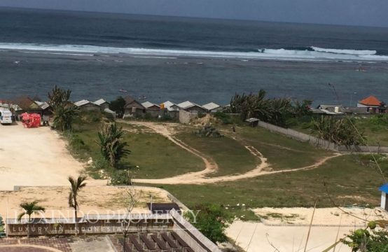 KUTUH – ABSOLUTE BEACH FRONT LAND FOR PRIME COMMERCIAL PROJECT IN PANDAWA(FHL036)