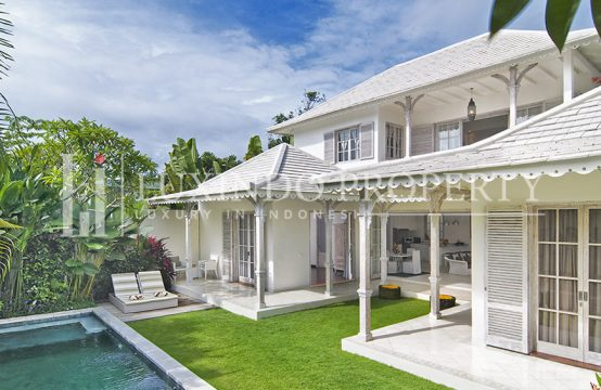 SEMINYAK – 3 BEDROOM COLONIAL STYLE VILLA IN BATU BELIG (LHV111)