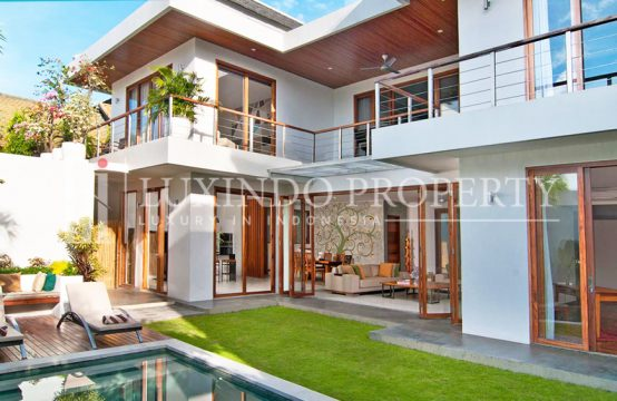BATU BELIG – MODERN 3 BEDROOM VILLA  LEASEHOLD SALE (LHV109)