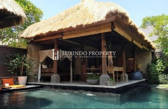 UMALAS –  BALINESE STYLE VILLA FOR RENT IN UMALAS (RV020)