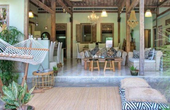 Kerobokan – Beautiful retreat villa in strategic location for rent (RV001)