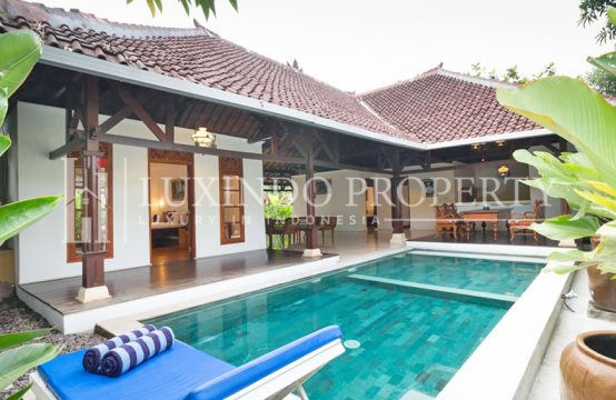 SEMINYAK – 2 BEDROOMS VILLA IN THE COMPLEX VILLA IN SEMINYAK (RV031)