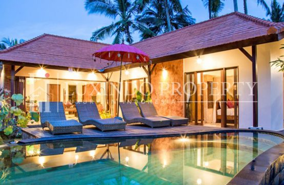 UBUD – 3 BEDROOM VILLA FOR RENT IN LOD TUNDUH UBUD (RV110)