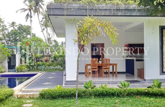 UBUD – TWO BEDROOM VILLA WITH TROPICAL GARDEN IN LOD TUNDUH (RV113)