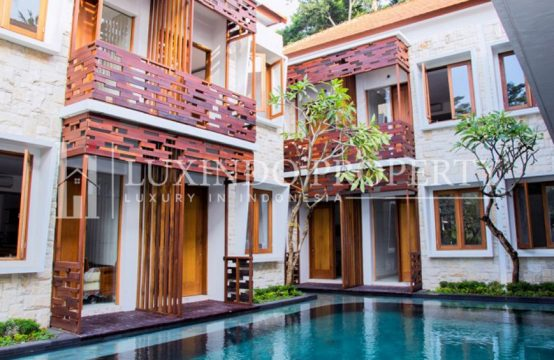 UBUD – ONE BEDROOM VILLA IN THE VILLA COMPLEX IN LOD TUNDUH AREA (RV109)