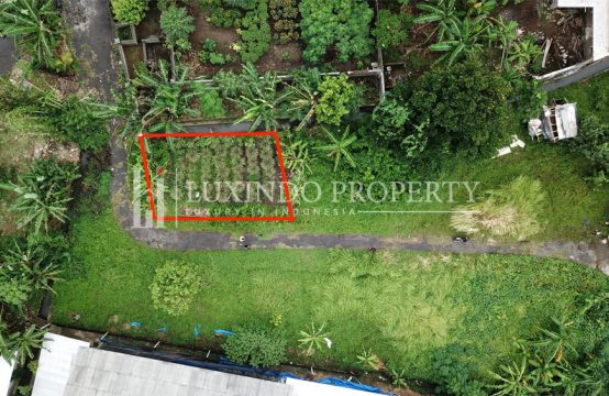 TABANAN – FOR FREEHOLD SALE 132 SQM LAND IN TABANAN AREA (FHL100)