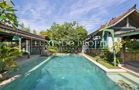BERAWA – SIMPLY STUNNING PIECE OF PARADISE IN CANGGU (RV151)