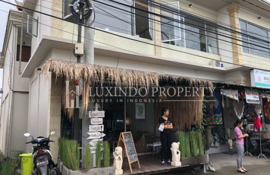 UBUD – CHARMING 2 STORY CAFE ON JALAN BISMA (LHR004)
