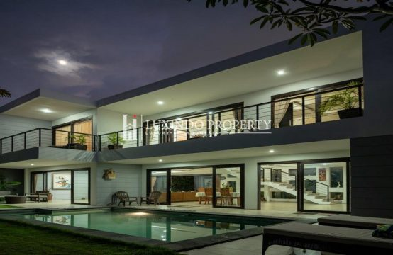 LEGIAN – STUNNING 3 BEDROOM CONTEMPORARY DESIGN VILLA FOR LEASEHOLD (LHV149)