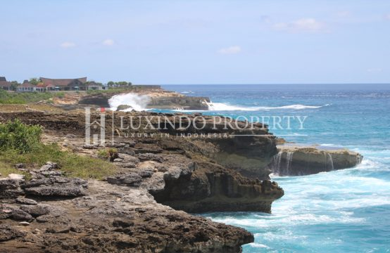 LEMBONGAN – 2,015M2 LAND ON CLIFF FRONT WITH OCEAN VIEWS AVAILABLE FOR LEASEHOLD (LHL044)