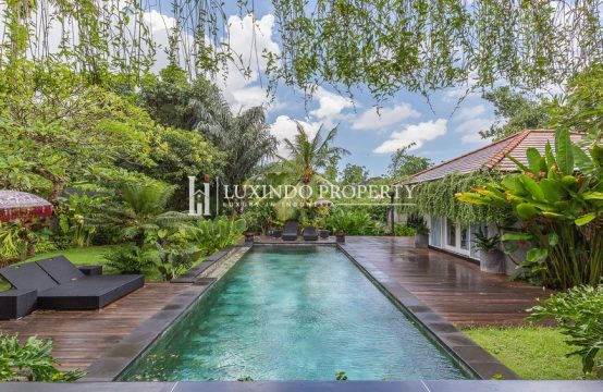 UMALAS – BEAUTIFUL 3 BEDROOM NATURAL SURROUNDING VILLA FOR LEASEHOLD SALE IN UMALAS (LHV127)