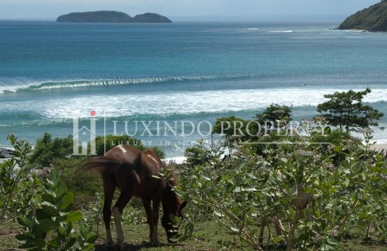 SUMBAWA – HILL TOP OCEAN VIEW LAND IN KERTA SARI (FHL132)