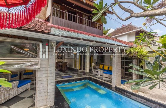 SEMINYAK – PRIME BUSINESS VILLA IN CENTRAL OBEROI (LHV156)