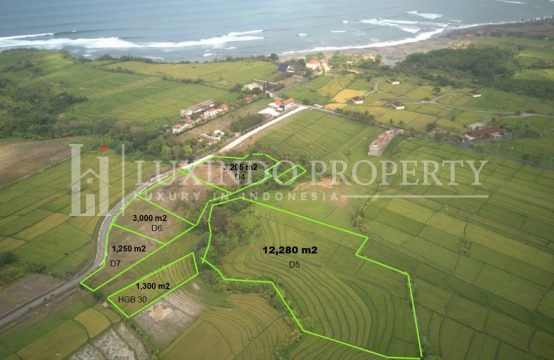KEDUNGU – 30 ARE LAND FOR SALE CLOSE TO THE BEACH – D6 (FHL119)