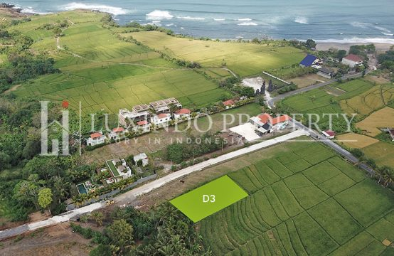 KEDUNGU – LAND FOR FREEHOLD SALE CLOSE TO THE BEACH – D3 (FHL114)