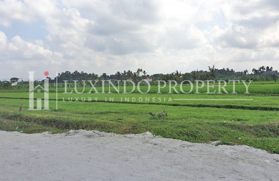 KEDUNGU – 6,58 ARE LAND FOR SALE CLOSE TO THE BEACH (FHL127)