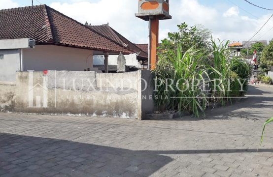 KEROBOKAN – 1000 m2 LAND FOR LEASEHOLD SALE (LHL045)
