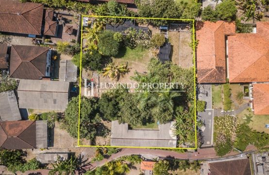 TIYING TUTUL – 810 SQM LAND FOR LEASEHOLD SALE IN CANGGU (LHL046)