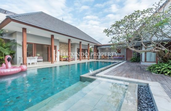 UMALAS – BEAUTIFUL 4 BEDROOM MODERN VILLA FOR LEASEHOLD SALE (LHV148)