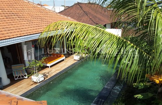 SESETAN – QUAINT AND ARTSY 3 BEDROOM VILLA IN DENPASAR FOR LEASEHOLD SALE (LHV158)
