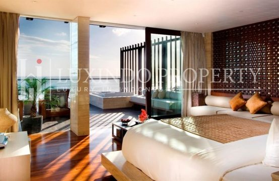 SEMINYAK – LUXURIOUS SUITE IN BEACHFRONT HOTEL FOR FREEHOLD SALE (FHV135)