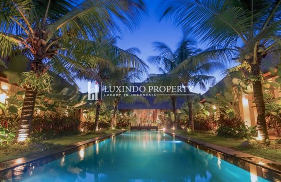 SANUR – A LUXURY 7 BEDROOM BOUTIQUE HOTEL & VILLA WITH TROPICAL BALI FEELING (RST014)