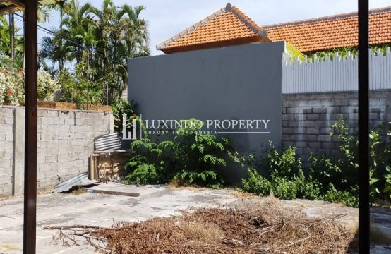 SEMINYAK – PRIME LAND 215 M2 FOR LEASEHOLD SALE (LHL053)