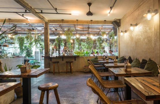 LEGIAN – STYLIST RESTAURANT FOR LEASEHOLD SALE IN THE CENTER OF KUTA (LHR005)