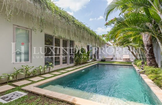 BERAWA – CONTEMPORARY MINIMALIST 2 BEDROOM VILLA FOR LEASEHOLD SALE (LHV166)