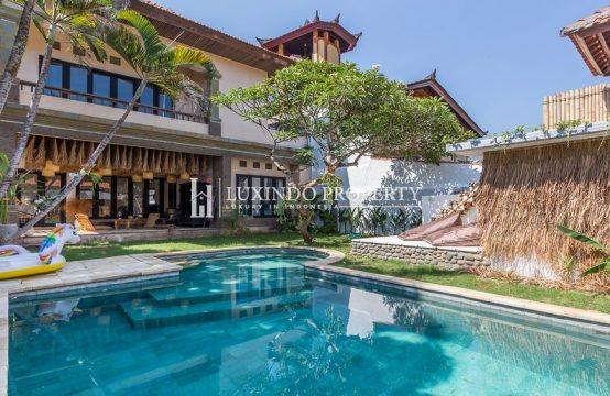 UMALAS – FANTASTIC 3 BEDROOM VILLA WITH NATURAL SURROUNDINGS FOR LEASEHOLD SALE (LHV167)